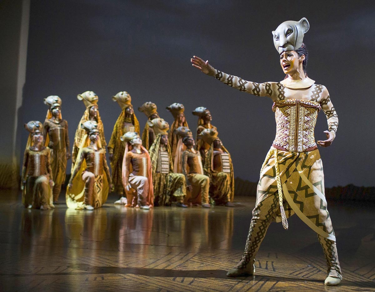 Wirral Globe: The Lion King prepares to roar into Liverpool Empire