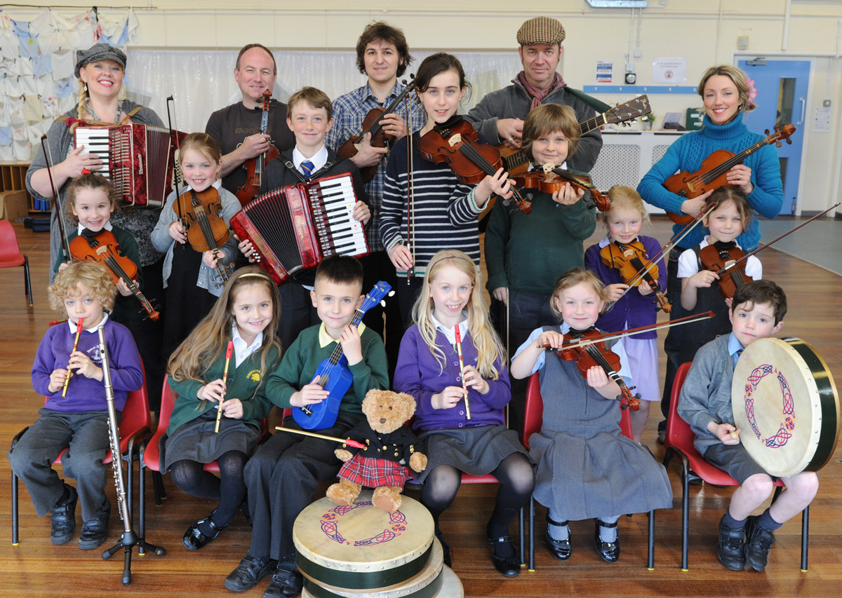 Chance for Wirral communities to tune in to Celtic roots