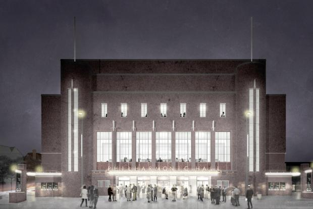 Work to begin on multi-million pound revamp of Liverpool Philharmonic Hall