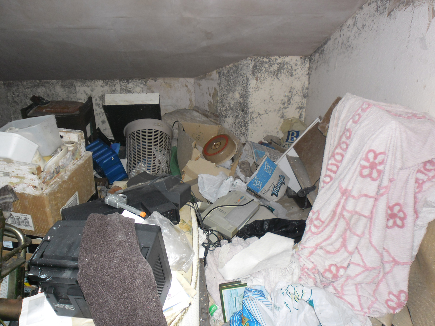 Tonnes of hoarded material cleared from Wirral homes in a bid to prevent fires