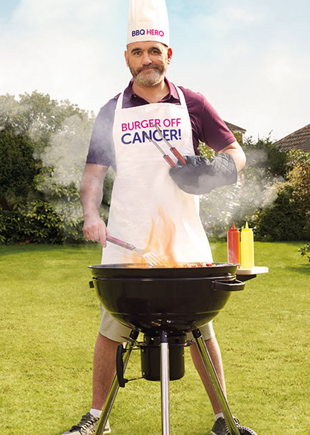 Wirral BBQ Heroes needed to raise cash for Cancer Research UK