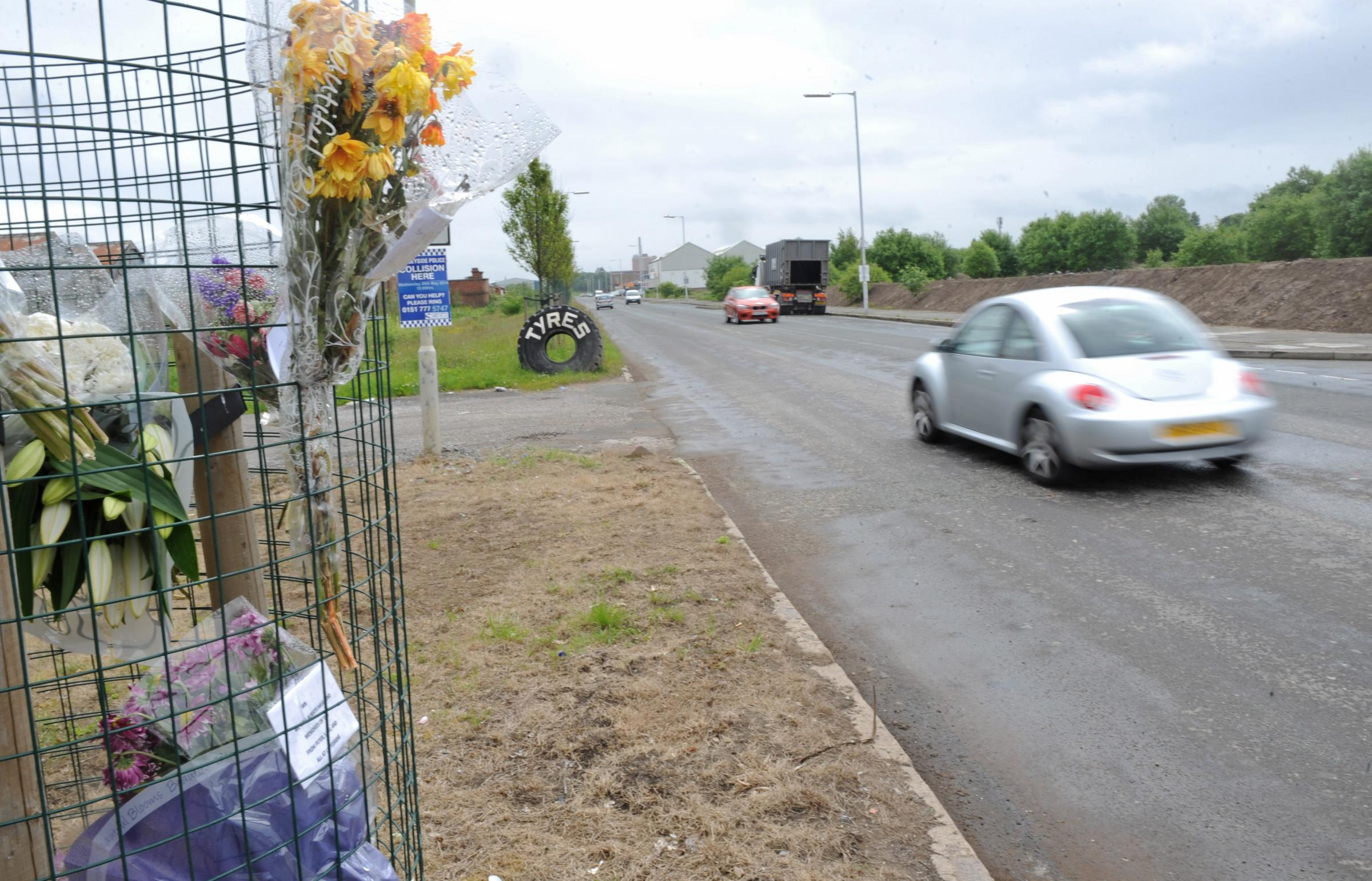 Man who died following Birkenhead crash is named