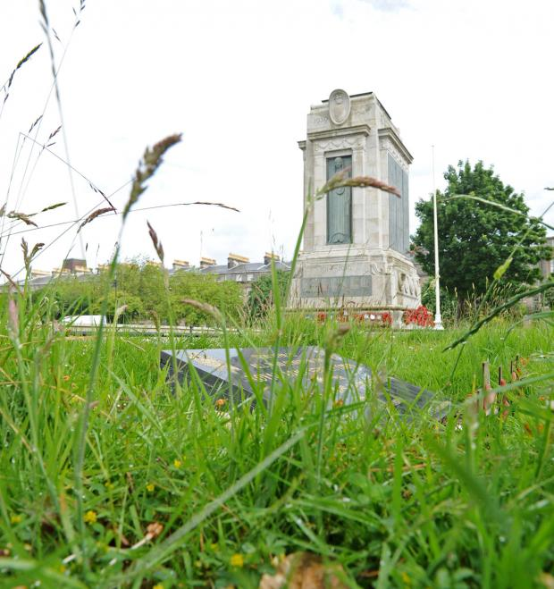 Wirral Globe: Wirral Council blasted for 'disgraceful' neglect of memorial to D-Day heroes