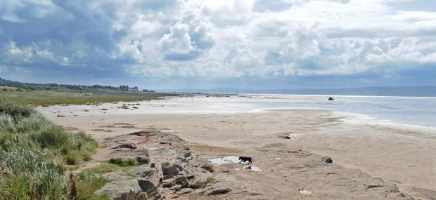 Tragic result of anti-social behaviour: Mum-to-be miscarried after being confronted by gang of teenagers on Wirral beach