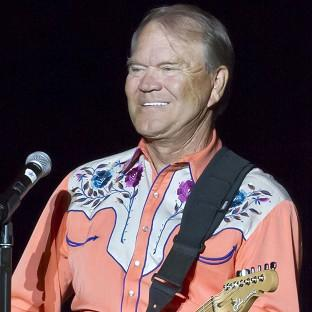 Wirral Globe: Glen Campbell during his Goodbye Tour in Little Rock, Arkansas in 2012