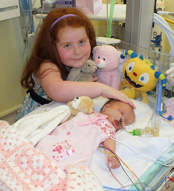 South Wirral family to raise awareness of rare condition in memory of Georgie Weaver