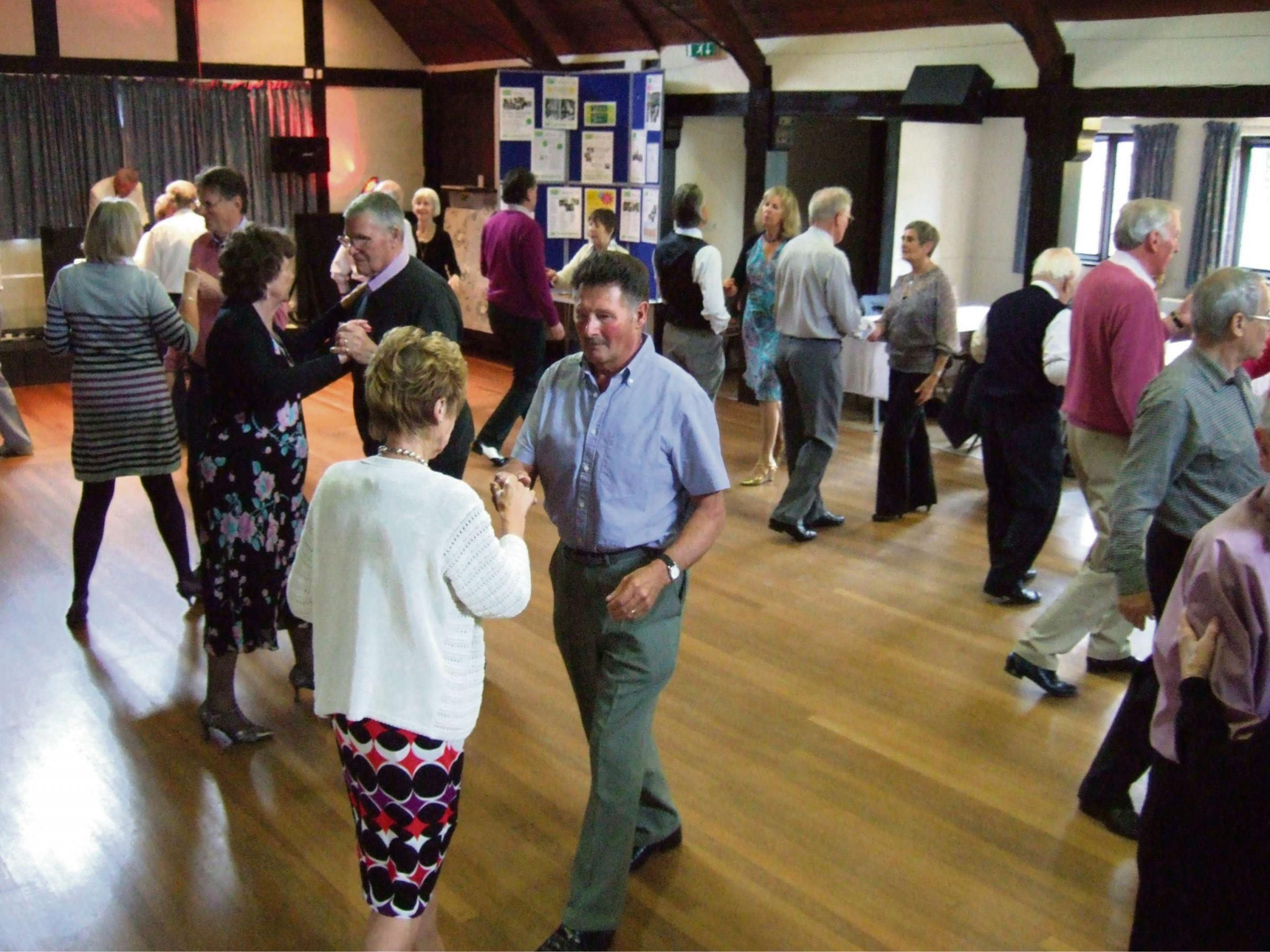 Tea dance for Wirral CAB's 75th anniversary