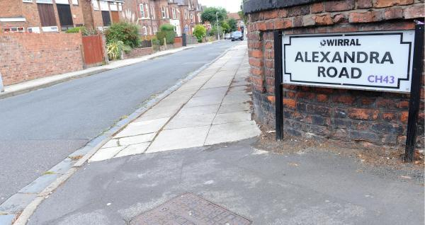 Woman sexually assaulted by naked man in Prenton