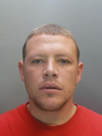 JAILED: James Hill