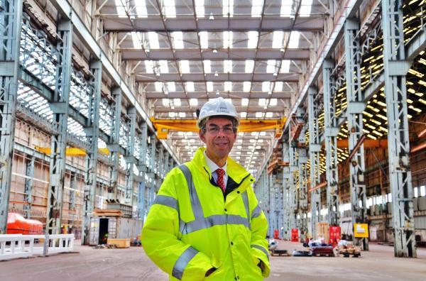 John Eldridge, one of the most experienced figures in the UK nuclear industry, has joined Laird from Sellafield Ltd which operates the nuclear reprocessing plant in West Cumbria