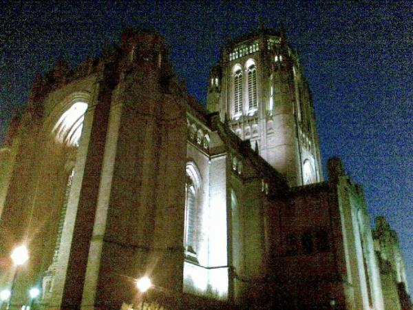 Liverpool Anglican Cathedral. Picture: Craig Manning