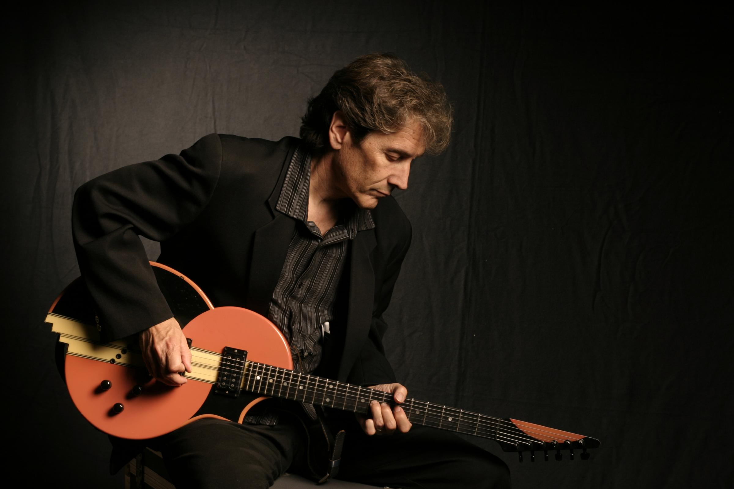 Rick Vito heads to the Floral Pavilion for two Guitar Festival shows next month