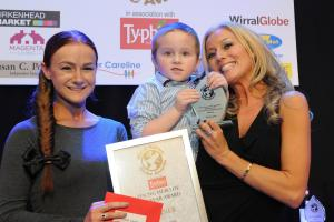 Tears and laughter as third annual Wirral's Golden Globe Awards honour our unsung heroes