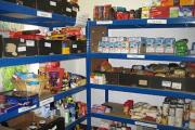 Report shows urgent action needed to tackle rise in food banks