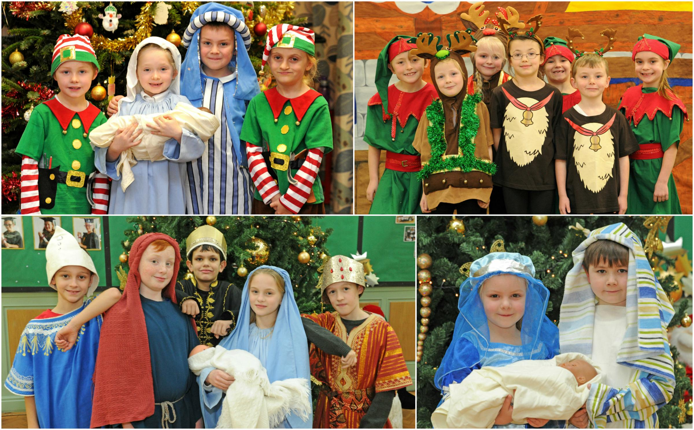 Christmas Plays For Schools.Wirral Primary Schools Celebrate Christmas With Traditional