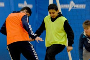 Futsal league is launched in Wirral