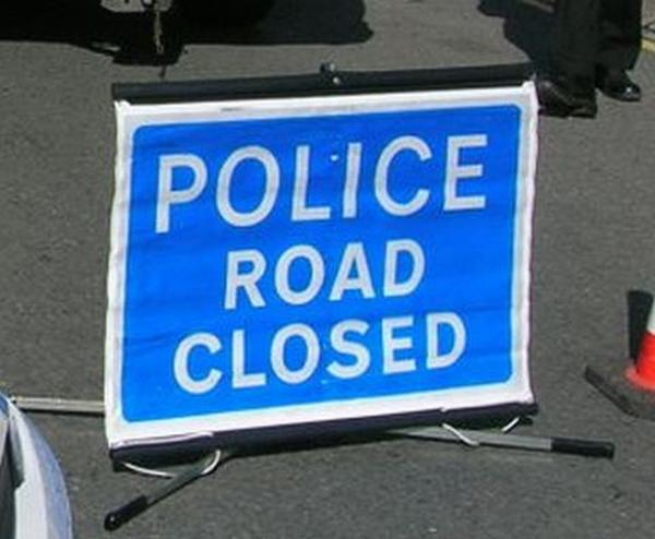 Birkenhead Road in Moreton has been closed for nearly three hours.