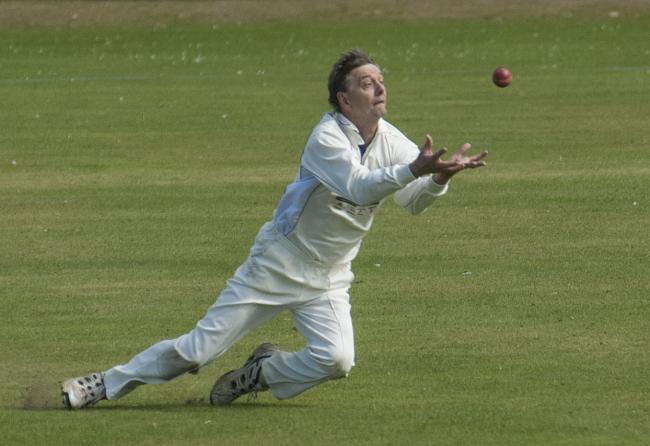 Action from Irby's match against Mobberley. Picture: Geoff Davies