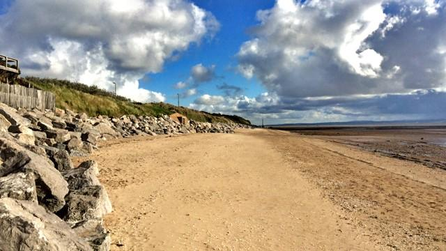 Image result for west kirby beach
