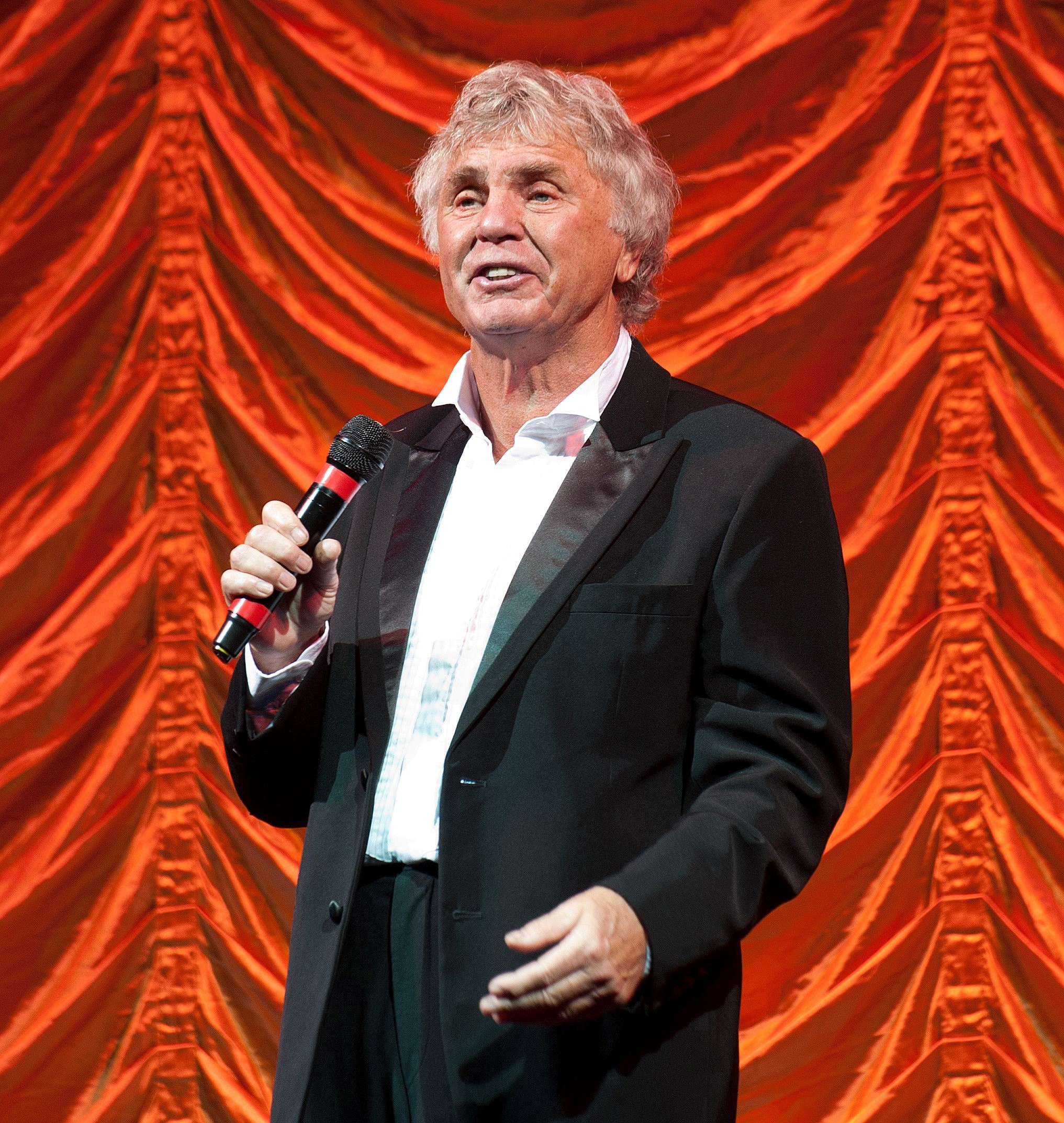 Stan Boardman is at the Floral Pavilion in New Brighton on Saturday, May 26