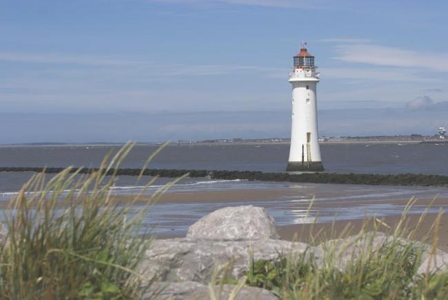 New Brighton Lighthouse Will Shine Again Wirral Globe