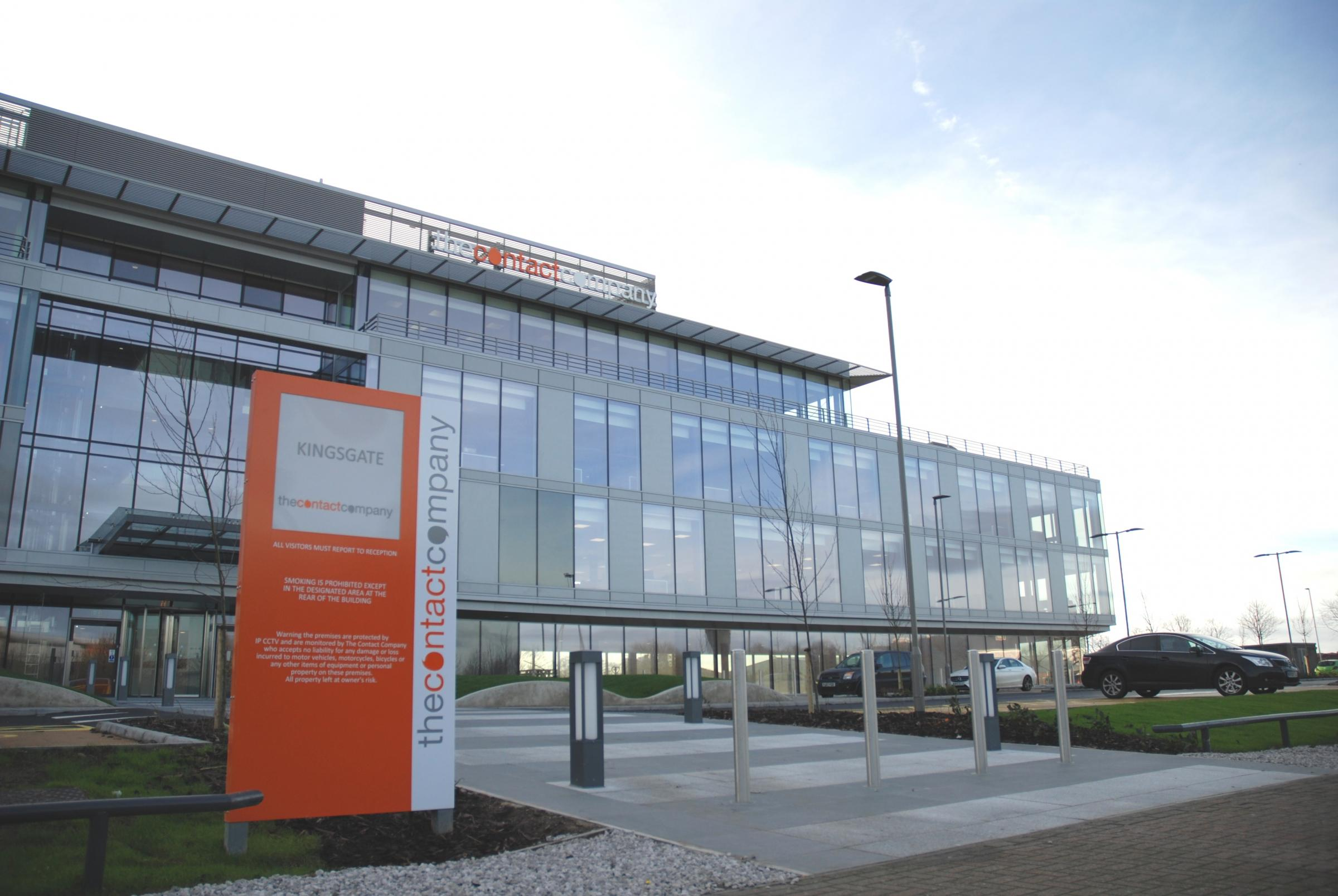 The £11m facility occupies a prominent spot in Birkenhead in Wirral Waters Enterprise Zone