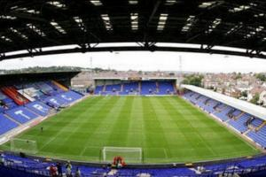Tranmere Rovers' Prenton Park ground