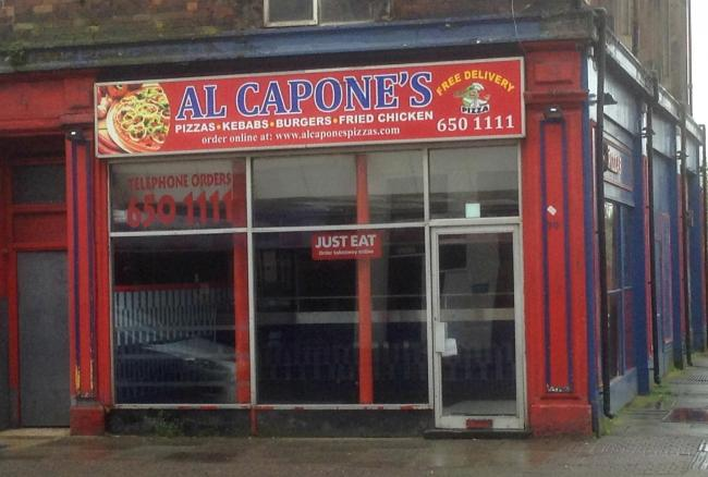 Al Capone's in Argyle Street, Birkenhead, had its licence revoked