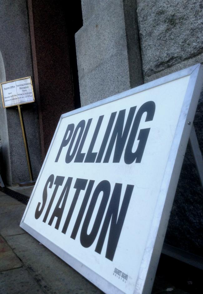 Polling booths open on Thursday at 7am and close at 10pm