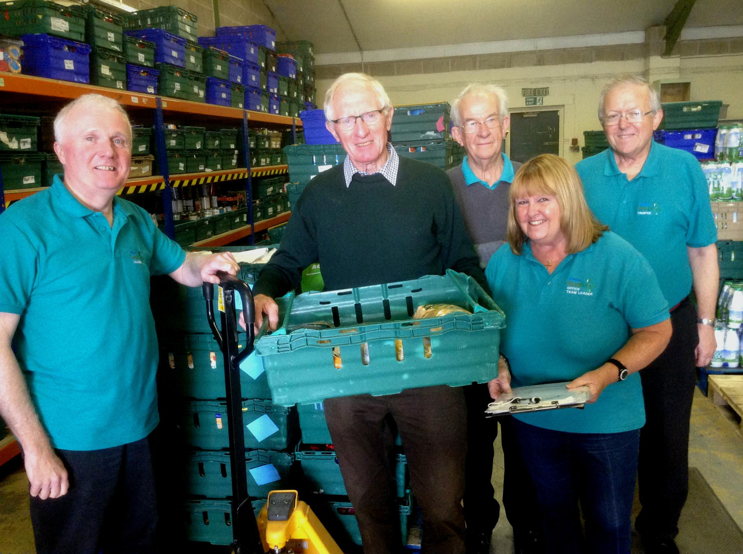 Wirral Foodbank Needs Volunteers For Major Collection