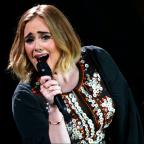Wirral Globe: Saying Hello to Glastonbury has given Adele's 25 a boost up the albums chart