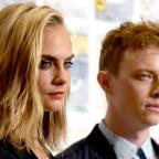 Wirral Globe: Cara Delevingne debuts new haircut as she says she loves the Mile High Club - but she's been caught every time