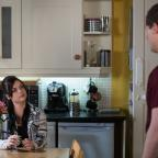 Wirral Globe: EastEnders shows pregnant Whitney Dean confronting cheating boyfriend Lee Carter