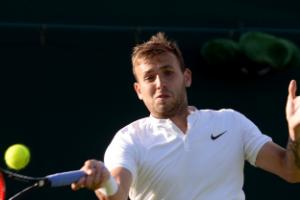 Dan Evans through to the second round of the US Open