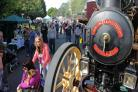 10 pictures from Birkenhead Park's Transport Festival by Geoff Davies.