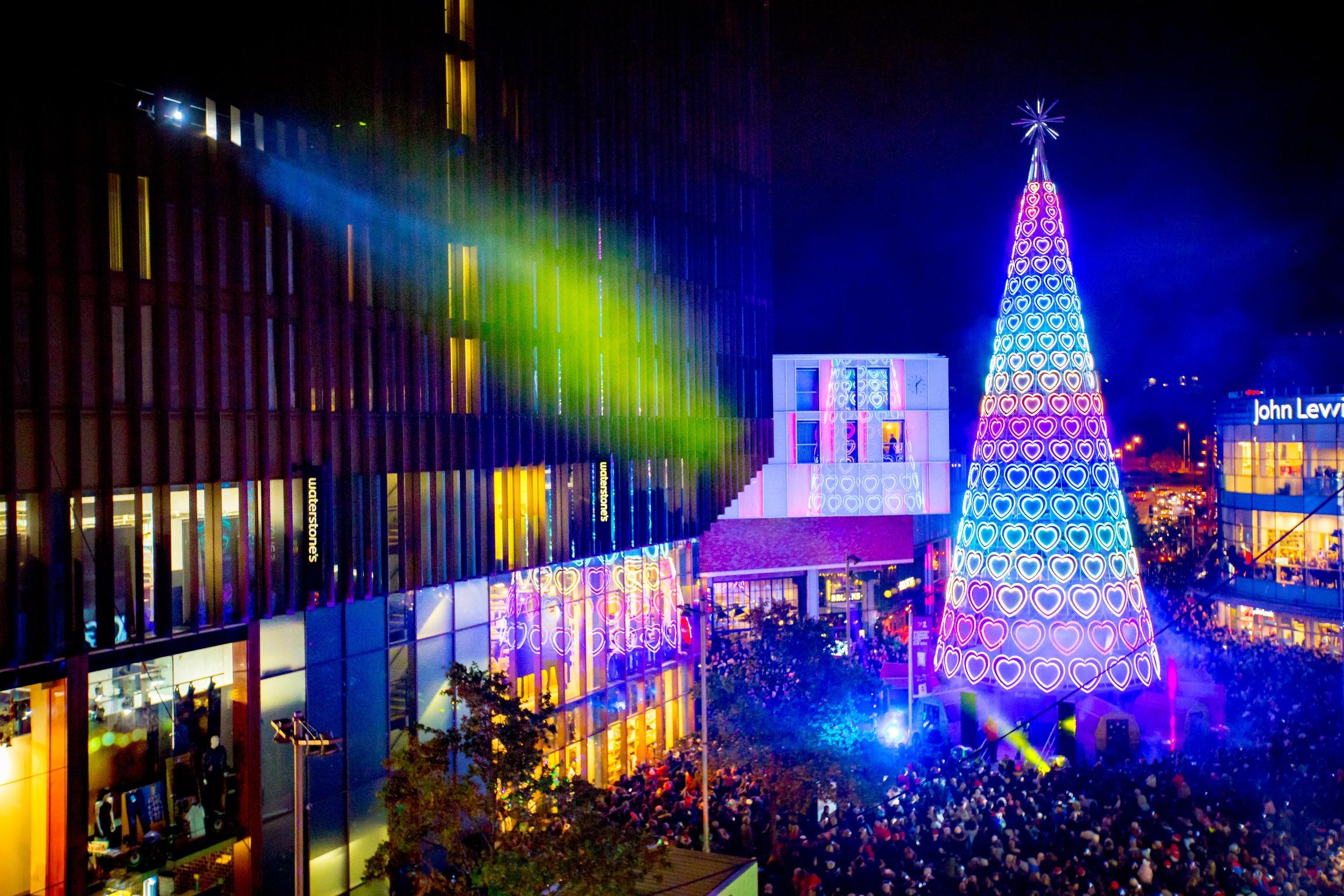 Christmas Tree Liverpool