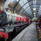 Wirral Globe: The Wizarding World of Harry Potter - Hogwarts Express at Universal Orlando Resort.