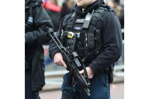 Armed officers from Civil Nuclear Constabulary deployed to support Merseyside Police