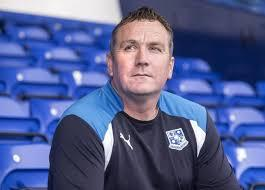 Looking ahead to FA Trophy second round Tranmere Rovers' manager Micky Mellon said: