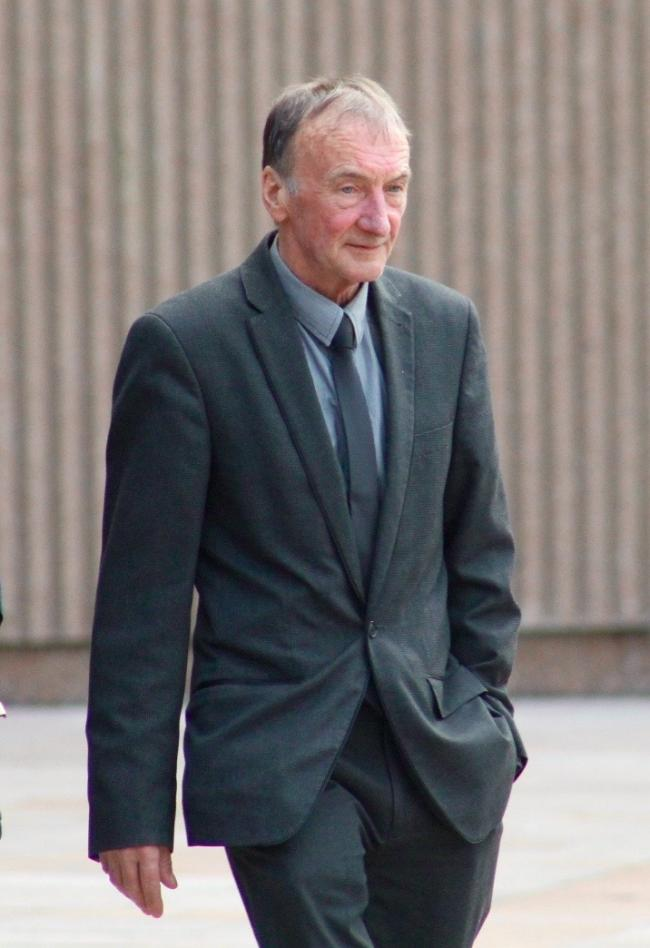 Peter Williams denies causing death by dangerous driving