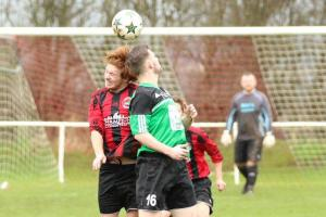Action from Christleton Celtic's clash with Birkenhead Town. Pictures: Bryn Jackson Photography
