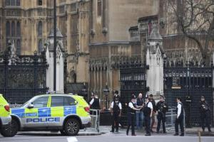 BREAKING: Sounds similar to gunfire heard close to Palace of Westminster