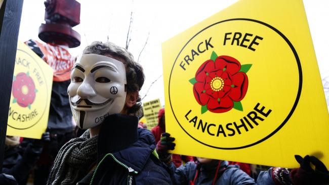 Anti-fracking activists lose High Court ruling over Lancashire site