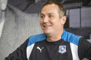 Tranmere Rovers boss Micky Mellon: