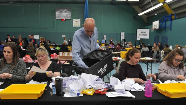 Elections: Boost for May as Labour suffers losses and Ukip crumbles at polls