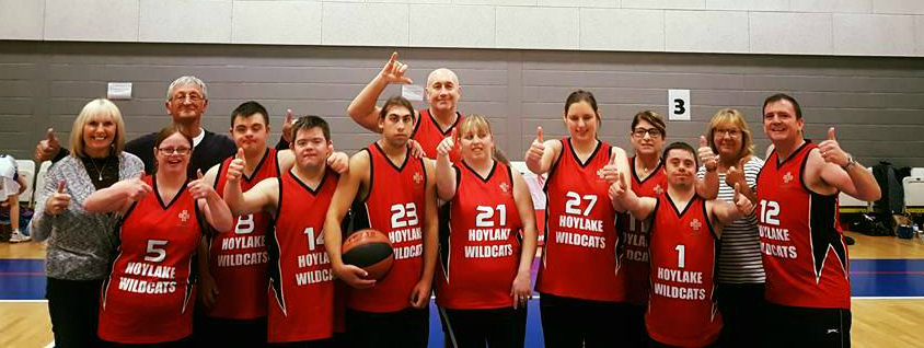 Hoylake Wildcats need 'Globe' readers help to get to special Olympics