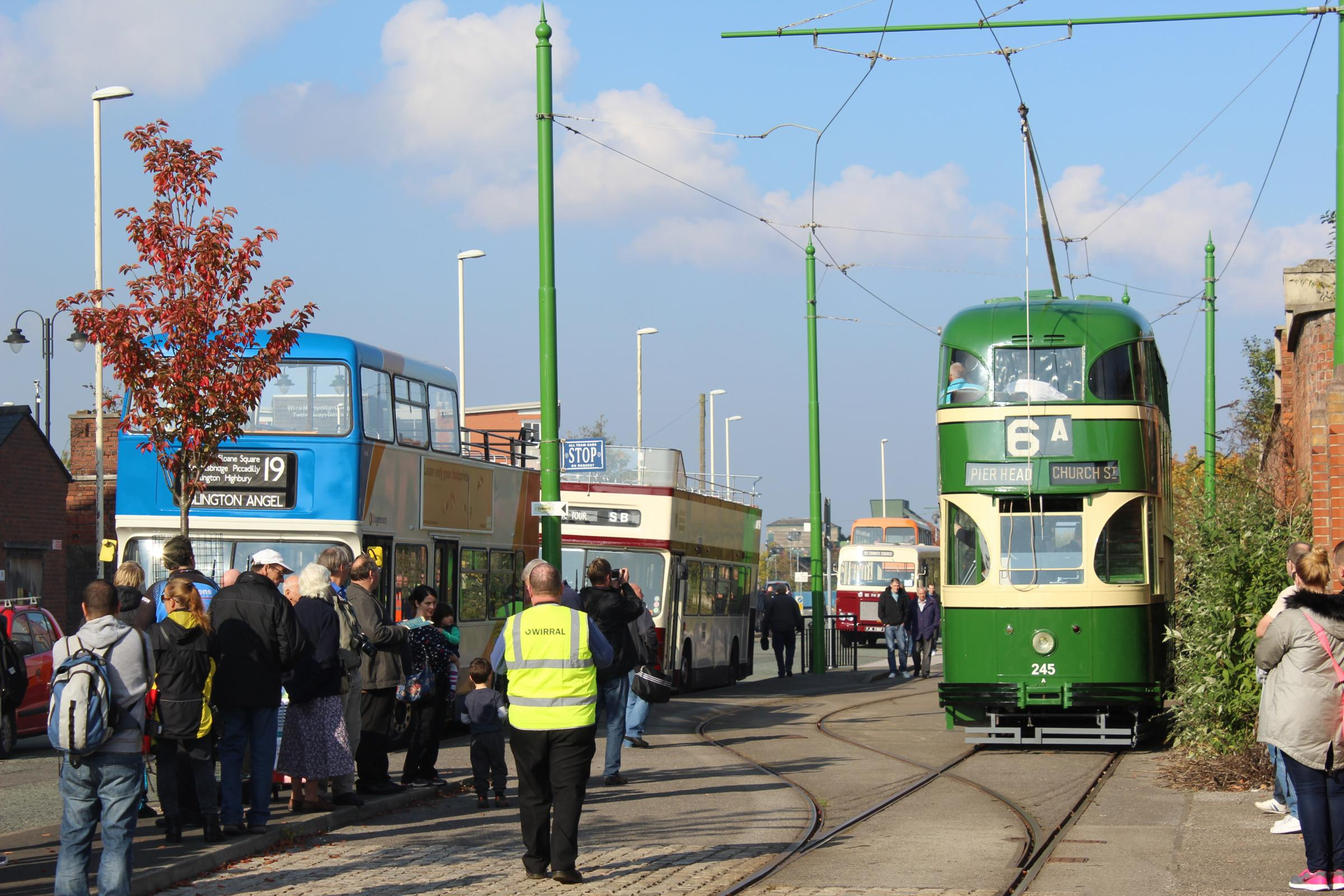 Wirral Bus & Tram Show