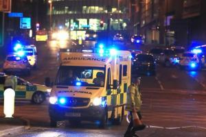 Police praise public's overwhelming support after Manchester Arena explosion