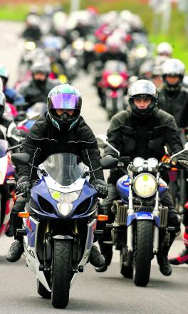 Wirral bikers gear up for annual charity fundraiser