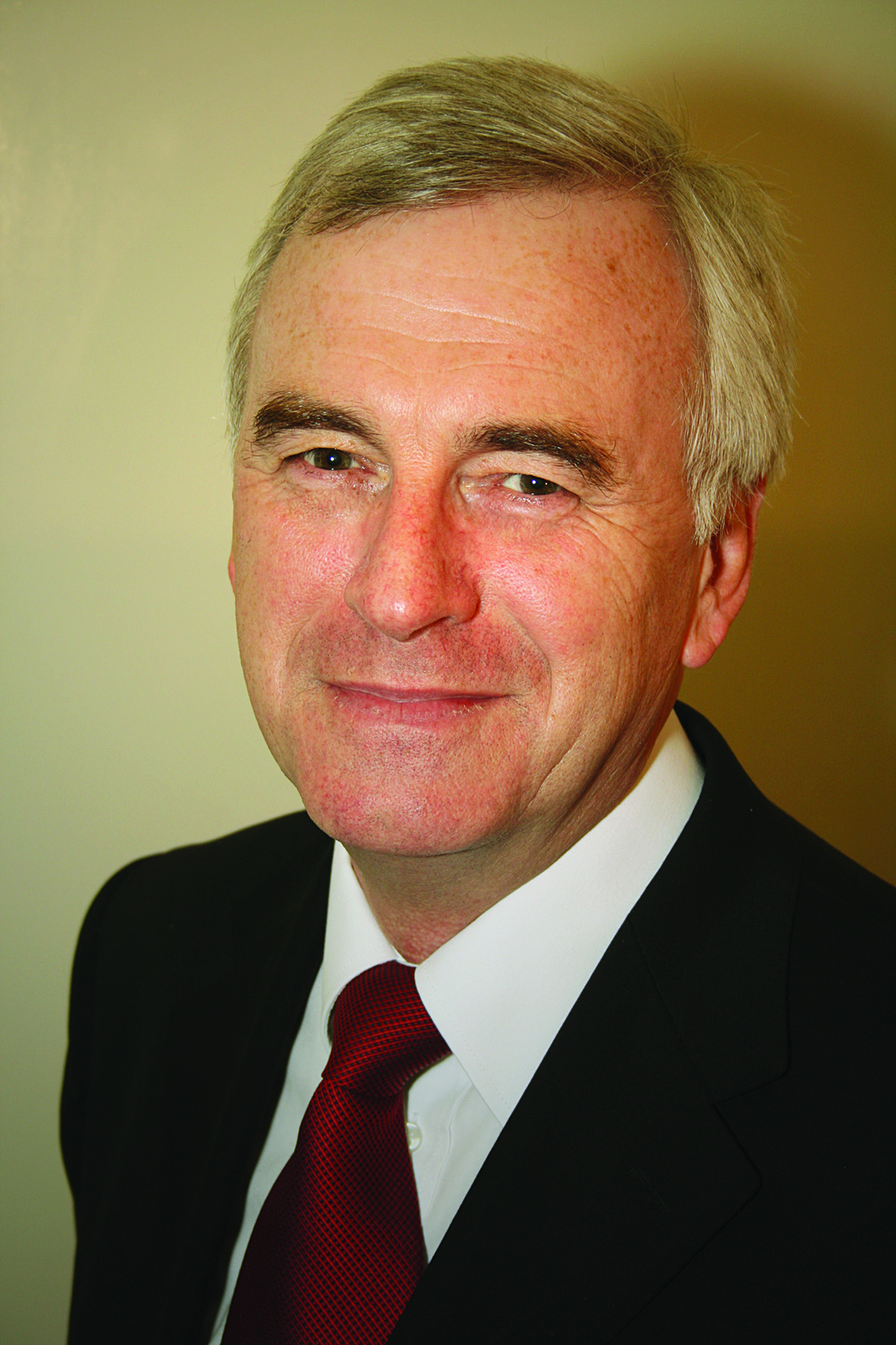 Hayes and Harlington MP John McDonnel